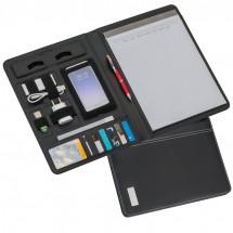 Schrijfmap DIN A4 - zwart