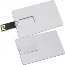 USB-kaart met 8 GB - wit