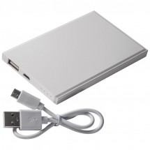Powerbank 2200 mAh - wit