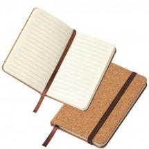 Notitieboekje van kurk A6 - beige