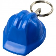 Kolt helmvormige sleutelhanger - blauw