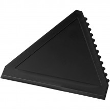 Snow driehoekige ijskrabber - Zwart