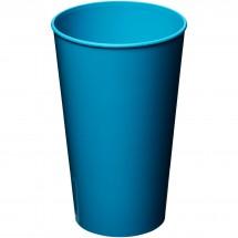 Arena 375 ml kunststof beker - aqua