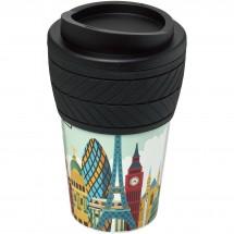 Americano® espresso 250 ml geïsoleerde beker - Zwart