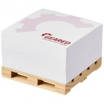 Block-Mate® Pallet 1B memoblok 100x100 - Wit