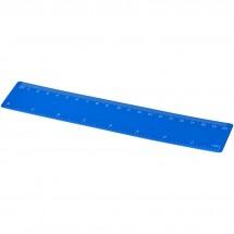 Rothko 20 cm PP liniaal - blauw
