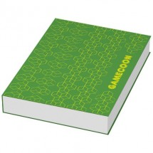 Combi notes markerset soft cover - Wit