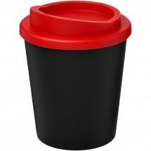 Americano® espresso 250 ml geïsoleerde beker - Zwart,Rood