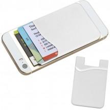 Kaarthouder voor GSM - wit