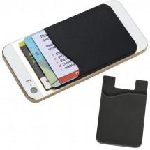 Kaarthouder voor GSM - zwart