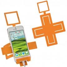 GSM houder Cross - oranje
