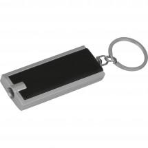 Kunststof sleutelhanger Bath - zwart