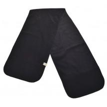100% rPET Sjaal Zwart acc. Zwart
