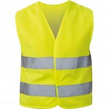 Kinder veiligheidsvest Ilo - geel