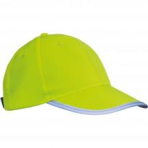 Kinder baseballcap Seattle - geel