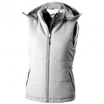 Gravel dames bodywarmer - Wit