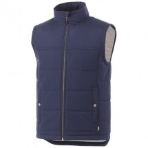 Swing heren geïsoleerde bodywarmer - Navy