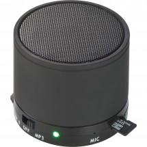 Mini Bluetooth luidspreker met USB aansluiting - zwart