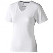 Kawartha dames t-shirt met korte mouwen - Wit