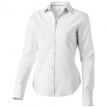 Vaillant dames blouse met lange mouwen - Wit