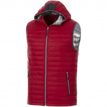 Junction geïsoleerde heren bodywarmer - Rood