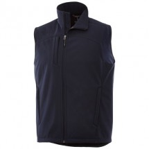 Stinson heren softshell bodywarmer - Navy