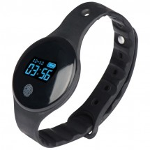 Fitness-armband - zwart