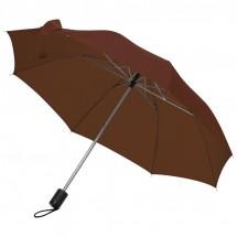 Opvouwbare paraplu - bruin