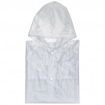 Regenjas - transparant