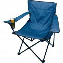 Opvouwbare stoel Yosemite - donkerblauw