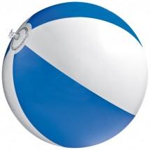 Opblaasbare strandbal - blauw