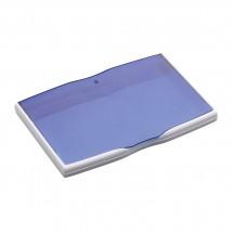 Visitekaarthouder REFLECTS-MELAKA WHITE BLUE