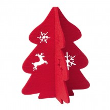 Kerstdecoratie REFLECTS-JINAN RED