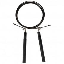 Sprintouw met metalen grepen - zwart