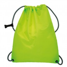 Tas met trekkoord REFLECTS-WASSILLA LIGHT GREEN