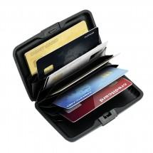 Kaartetui met RFID protectie REFLECTS-KENITRA BLACK