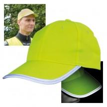 Cap voor volwassenen - geel