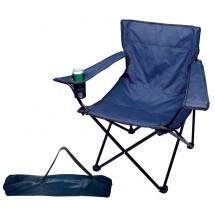 Opvouwbare stoel - donkerblauw