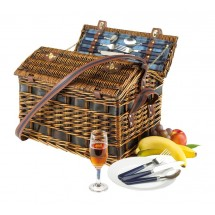 willow picnic basket Summertime