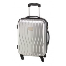 Trolley-Boardcase St.Tropez ,PC,silver