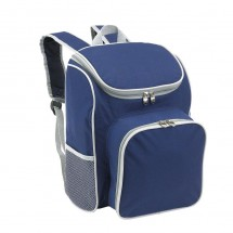 Picnic backpack Outside,blue/ grey