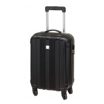 Trolley-Boardcase Verona ,ABS,black