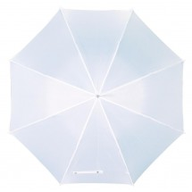 "Golf umbrella,""Walker""white"