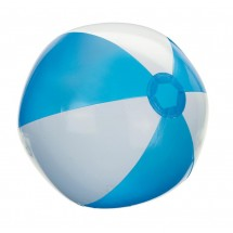 Inflatable beach ball 16 Turquois/White