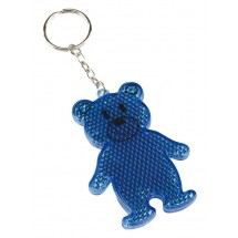 Reflector bear, Teddy, blue