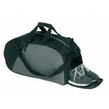 Sports bag Relax600D, black/grey