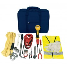 Emergency kit; big; blue Man-Power