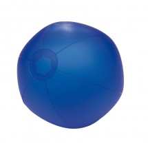 Inflat.beachball,12frosted blueIndian