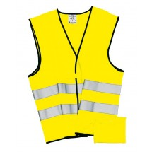 Emergency vest, neon yellow Hero