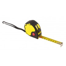 Measuring tapeBasic II 5m,black/yellow